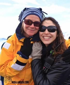Sarah and Lupa