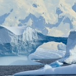 Iceberg in Antartica