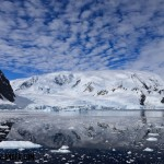 dark waters in antarctica