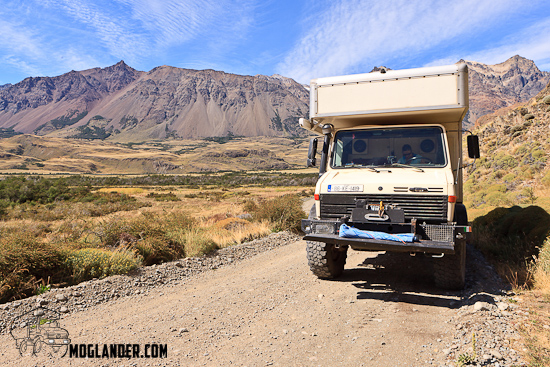 Independent Overland Travel unimog camper photo