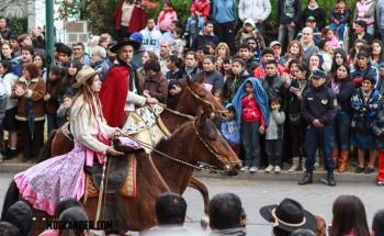 Salta Argentina Gaucho festival