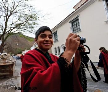 Keen Argentinian photographer