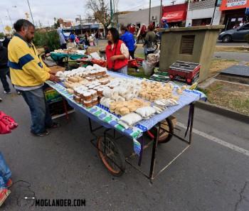 Street food in Salta