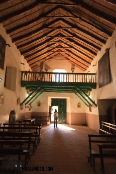Yavi church, Argentina