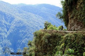 South American scene