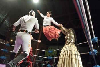 Cholitas - Women's Bolivian Wrestling