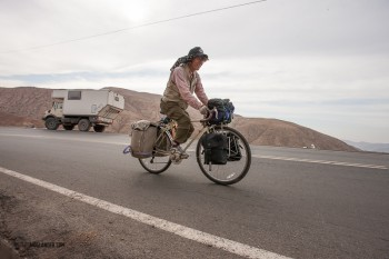 Nasca to Cusco road, not for the feint hearted