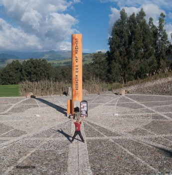 ecuador overland