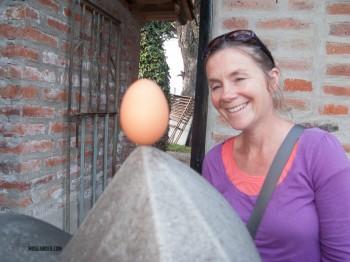balance an egg