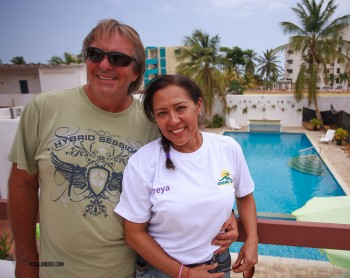 David and Mireya