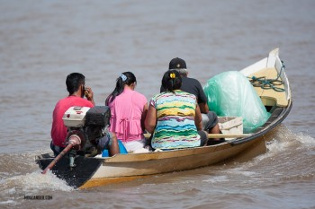 Amazon river Taxi.
